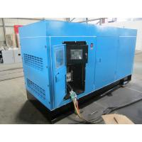 Quality Silent Diesel Generator 100KW / 125KVA Water Cooled Soundproof Generator for sale