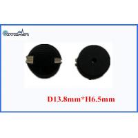 Quality Black Thin SMD Piezo Buzzer 5V for sale