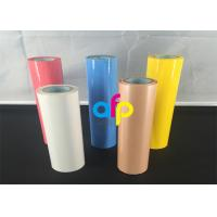 Quality Custom Colors Hot Stamping Foil For Blocking Machine PET Film Base for sale