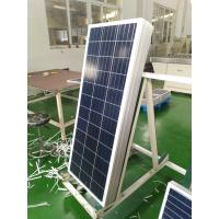 Buy cheap Small Poly Crystalline Solar Panel 100W Glass Photovoltaic For Solar Street Light from wholesalers