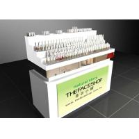Buy Contemporary Style Makeup Counter Display / Cosmetic Display Showcase With Locks at wholesale prices
