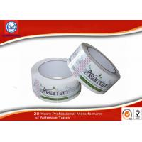 Buy Custom Printed BOPP Packaging Tape Acrylic Adhesive For Carton Sealing at wholesale prices