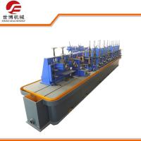 Quality High Capacity Purlin Roll Forming Machine For Round Tube , Tube Forming Machine  for sale