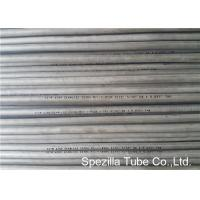 Quality ASTM B677 Super Austenitic Seamless Stainless Steel Tube TP904L For Gas Washing for sale