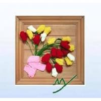 China Wooden Frame (MY50-1001)- Wooden Wallplaque on sale