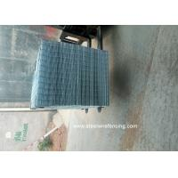 Quality Electro Welded Galvanised Mesh Fencing Panels Anti - Craking For Buliding for sale
