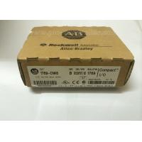 Quality 8 Outputs 24V DC Sourcing , Allen Bradley PLC 1769 - OW8 DC Output Module  for sale