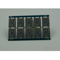 Buy Blue IC BGA HDI Printed Circuit Board 8 Layer PCB Board Making Custom at wholesale prices