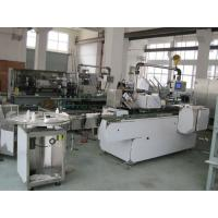 Quality 304 Stainless Steel Automatic Cartoning Machine 1200Kg With CE Ceirtification for sale