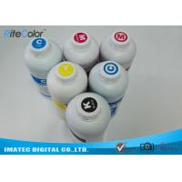 Quality One Liter Waterbased Dye Sublimation Printer Ink For Epson / Roland / Mimaki Printers for sale