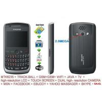 Quality I89 CE certificate WIFI and JAVA TV Track ball mobile phone for sale