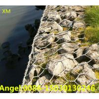 Buy cheap Low Price 80X100mm Galfan Hesco Gabion Box /Gabion Mesh Box Direct Factory from XM from wholesalers
