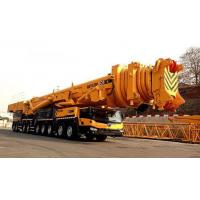Quality Heavy Construction Machinery RT80 80 Ton All Wheel Drive Big Rough Terrain Tractor Crane for sale