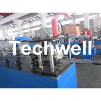 Quality Light Steel Roof Truss Roll Forming Machine For Roof Ceiling Batten, Furring Channel for sale