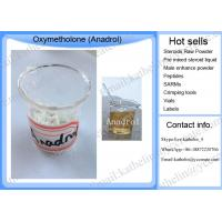 Pure Anabolic Steroids Raw Steroid Powders CAS 434-07-1