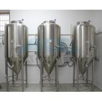 Quality Hot Sale Jacketed Stainless Steel Conical Fermenter For Beer&  Beer Tank 1000L For Sale for sale