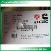 Quality Cummins DCEC Dongfeng 6CT8.3 QSC ISLE QSL Water Pump 4089647 4309418 4376359 3940052 3804927 3804927RX 4089647NX for sale
