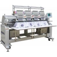 China Mixed Sequin Multi-Head embroidery machine , cloth Embroidery Machine on sale
