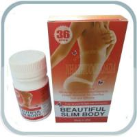 China Beautiful Slim Body Slimming Capsule GMPCertified Best herbal weight loss capsules on sale