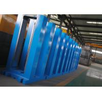 Buy Blue ERW API Pipe Mill / High Frequency API Tube Welding Machine at wholesale prices