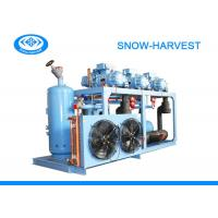 Quality Reliable Performance Mechanical Refrigeration Unit With Galvanized Steel Case for sale