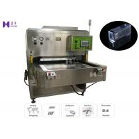 Buy Clear PVC PET Plastic Box Machine For Soft Crease Folding Box ,Air Pressure 0.6Mpa at wholesale prices