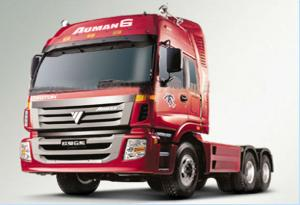 Quality CE 6X2 336HP Tractor Trailer Truck HOWO With 6 Cylinder Engine for sale