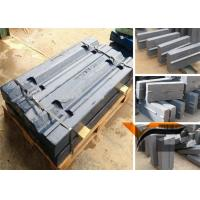 Buy cheap Impact Crusher Spare Parts High Chrome Martensitic Manganese Steel Blow Bar from wholesalers