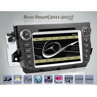 Buy Touch Screen Benz DVD GPS with Video EQ in Dash Digital TV for Mercedes Smart ST at wholesale prices