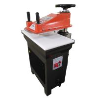 China 20T/25T Hydraulic Swing Arm Die Cutting Press/clicking machine on sale