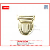 Quality Brass Color metal locks for wooden box for sale