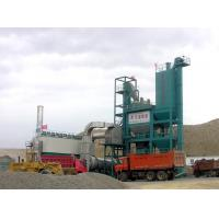 Quality 180tph Hoisting Capacity Hot Mix Asphalt Plant , 5 Layer Vibration Screen Asphalt Mixer Plant With SKF Bearing for sale