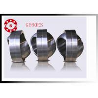 Quality Well Lubricated Rod End Ball Joint Bearings GE60ES Low Noise for sale