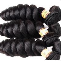 Buy Full Cuticles Body Wave Unprocessed 8A Virgin Hair With Lace Closure at wholesale prices