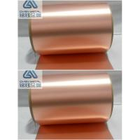 Quality 35um Double Shiny Copper Foil Sheet Roll With High Content Cu for sale