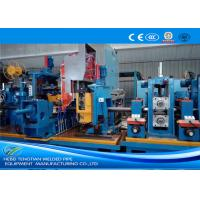 Quality Welded Industrial Tube Mills Galvanised Steel Production Line 70m / Min Running Speed for sale