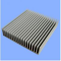 Buy Silver Mill Finished Aluminum Heatsink Extrusion Profiles  at wholesale prices