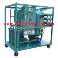Quality Waste Industrial Lubricating Oil Purifier Machine for sale