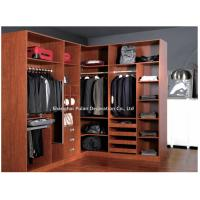 Buy cheap Multi Layer Custom Wardrobe Closet Melamine Faced Particleboard For Shopping from wholesalers