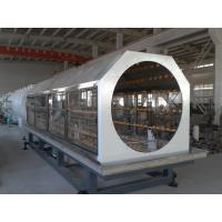 Quality OD 1200mm PE Pipe Extrusion Line , 380V 50HZ Pvc Pipe Manufacturing Plant for sale