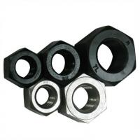 Quality A563 A194-2H DIN934 DIN6915 Heavy Hex Nuts, Hardware Fasteners for sale