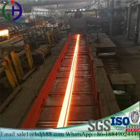 Quality Material Q235 Railroad Steel Rail AISI ASTM With Excellent Mechanical Property for sale