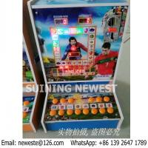 Buy Zambia Botswana Like Coin Operated Mini Fruit Casino Gambling Jackpot Arcade at wholesale prices
