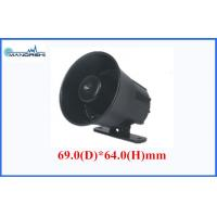 Quality Security Alarm Siren Piezo Electronic Siren for Alarm System 10W / 15W 2.6Khz for sale