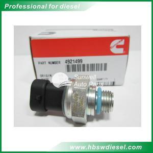 Quality Cummins ISX15 fuel pressure sensor 4921499 ,3408377 for sale