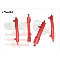 Quality Custom Welded Dual Acting Hydraulic Cylinders Agricultural Tractor for sale