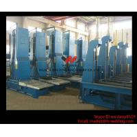 Quality Manual Box Beam / H Beam End Face Milling Machine Full Automatic For Steel Cross Beam for sale