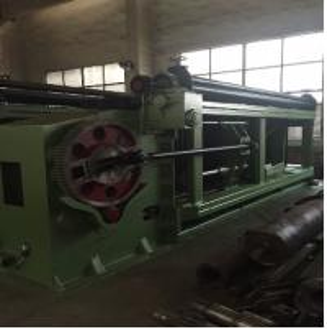 Buy 3m width Full Automatic Hexagonal Wire Mesh Machine/Gabion Mesh Machine at wholesale prices