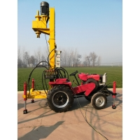 Quality 36Hp Tractor Mounted 150m Well Drilling Machine With Diesel Engine for sale