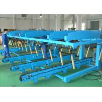 Quality 6-12m Auto Stacker Accessory Equipment For Color Steel Roof Sheet Roll Forming Machine for sale